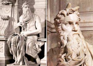Тонкости иврита. Микеланджело и Моисей. Интересные факты